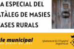 Des de ISQS sol•licitem a l'ajuntament que contracti la redacció del Catàleg de Masies i Cases Rurals i ens fan cas