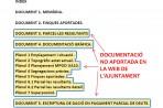 En exposició pública el Projecte de Reparcel·lació de Les Clotes, però INCOMPLERT