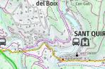 Veïns i veïnes de Sant Quirze Safaja sol•liciten un pla de manteniment dels vials urbans no pavimentats